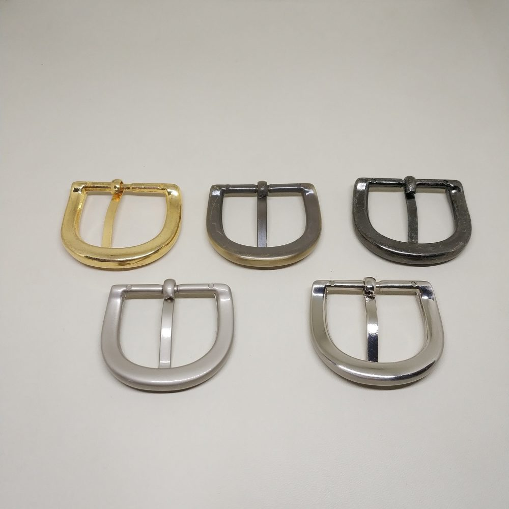 30mm (In-Belt Width) Metal D Ring Pin Buckle Parts for Bag