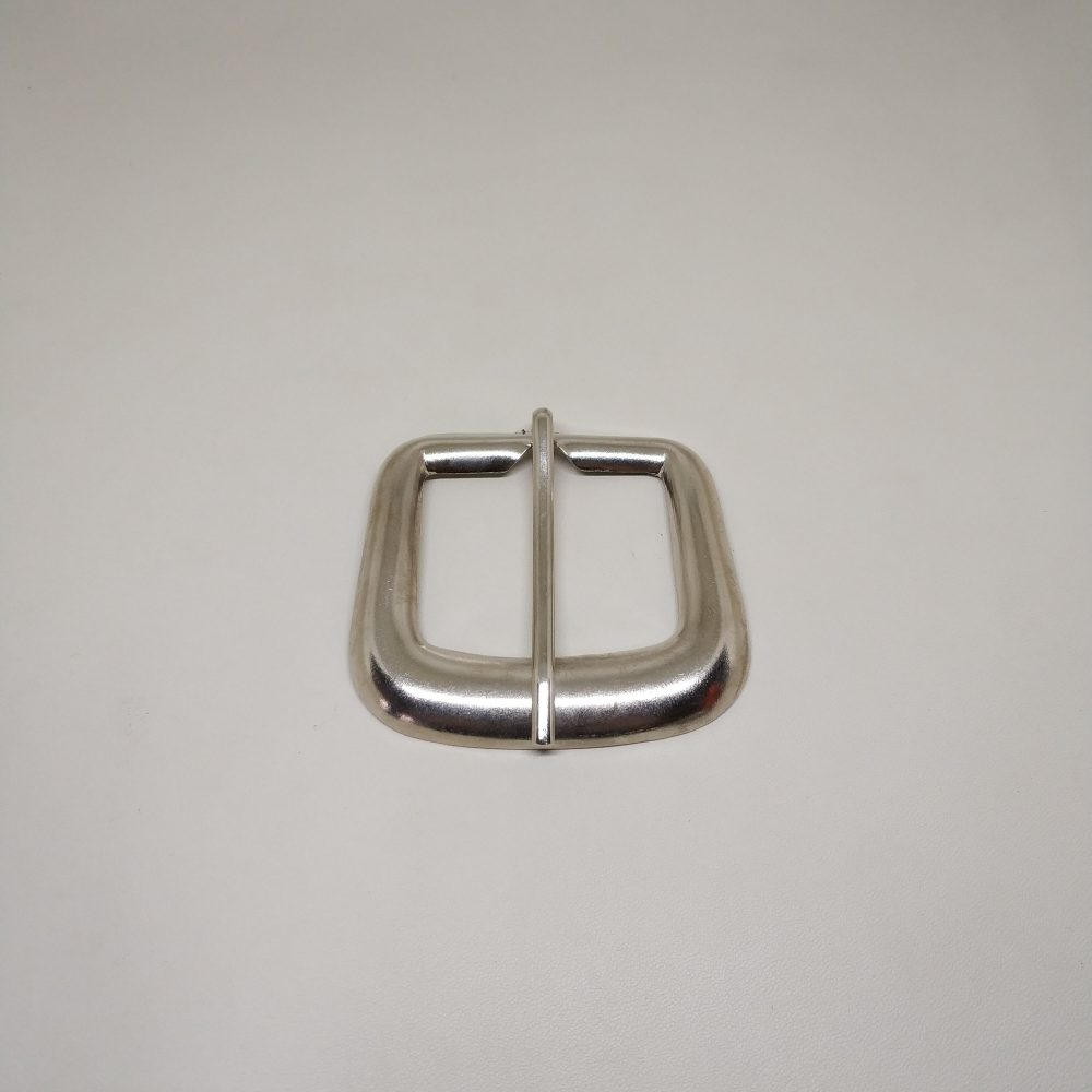 49mm (In-Belt Width) Large Iron Metal Pin Buckles for Belt