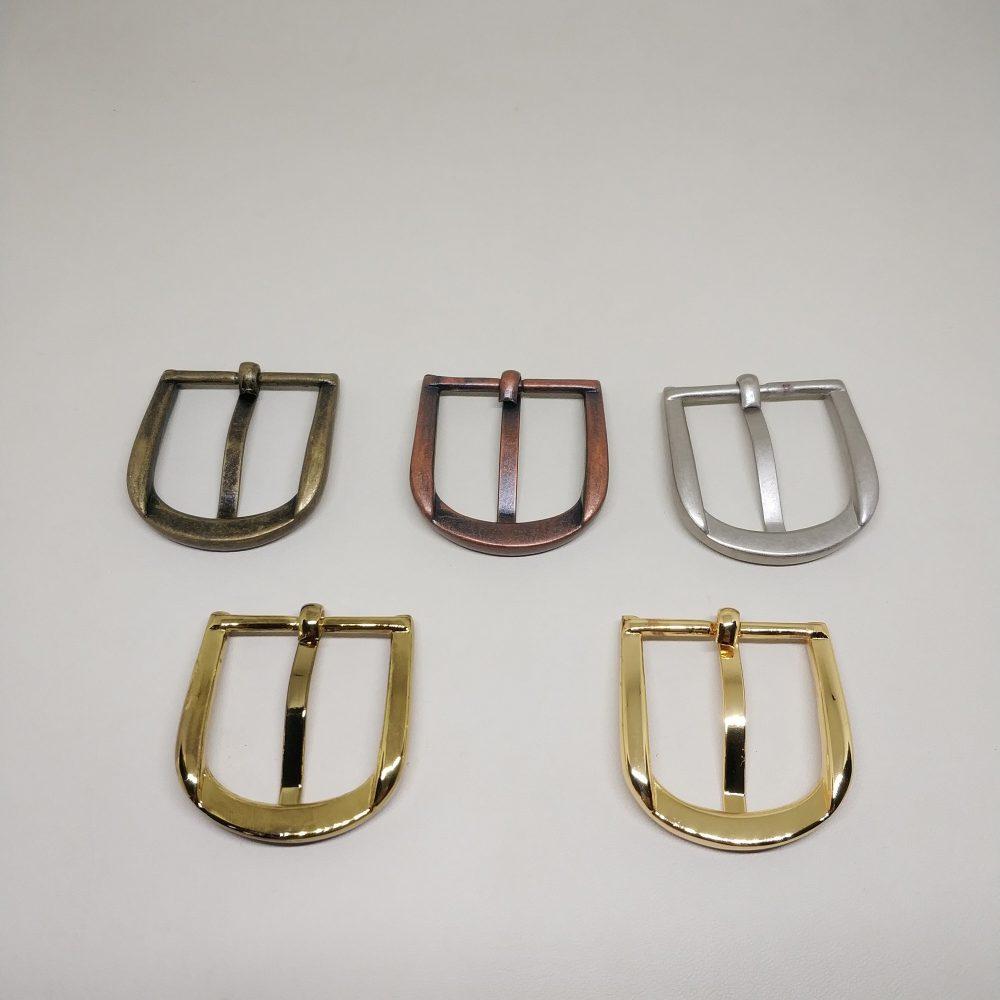 26mm (In-Belt Width) 1 inch Classic Zinc Alloy Metal Pin Buckles for handbag