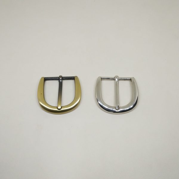 29mm (In-Belt Width) Curved Metal Pin Buckle