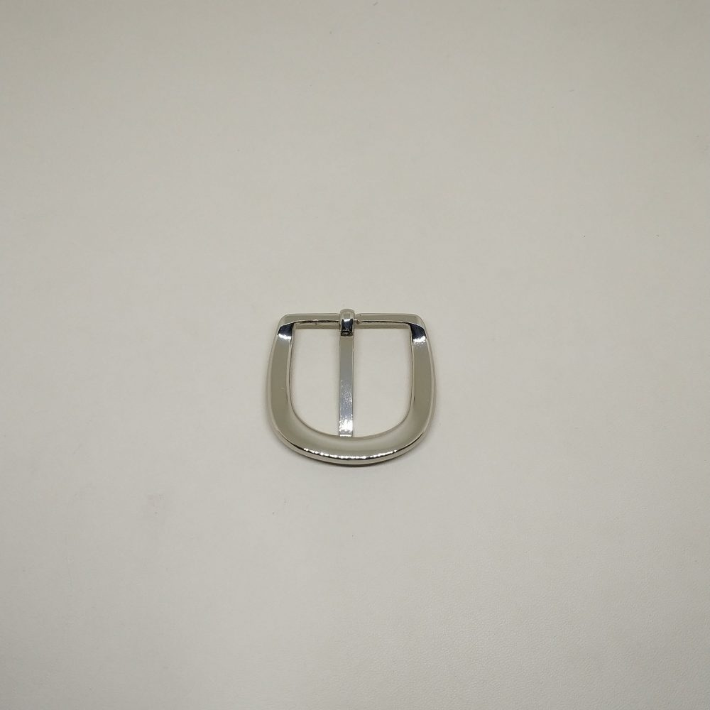 29mm (In-Belt Width) Curved Metal Pin Buckle
