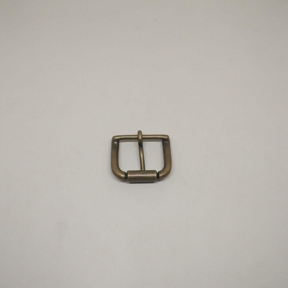 26mm (In-Belt Width) Rolling Metal Pin Buckle