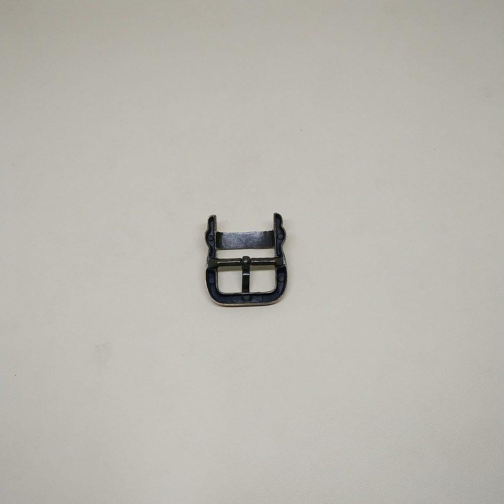 20mm (In-Belt Width) European Style Metal Middle Pin Buckle for Handbag Accessories