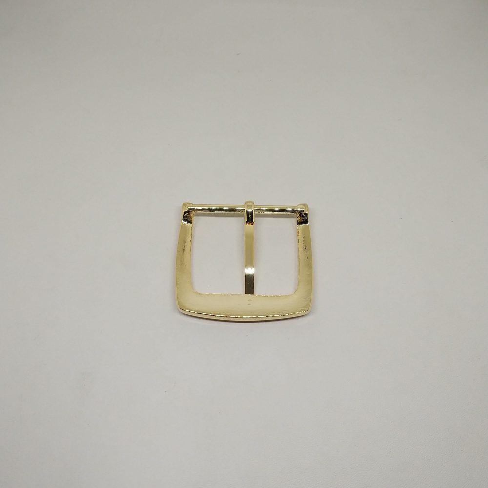 50mm (In-Belt Width) Rectangular Metal Pin Buckle for Belt