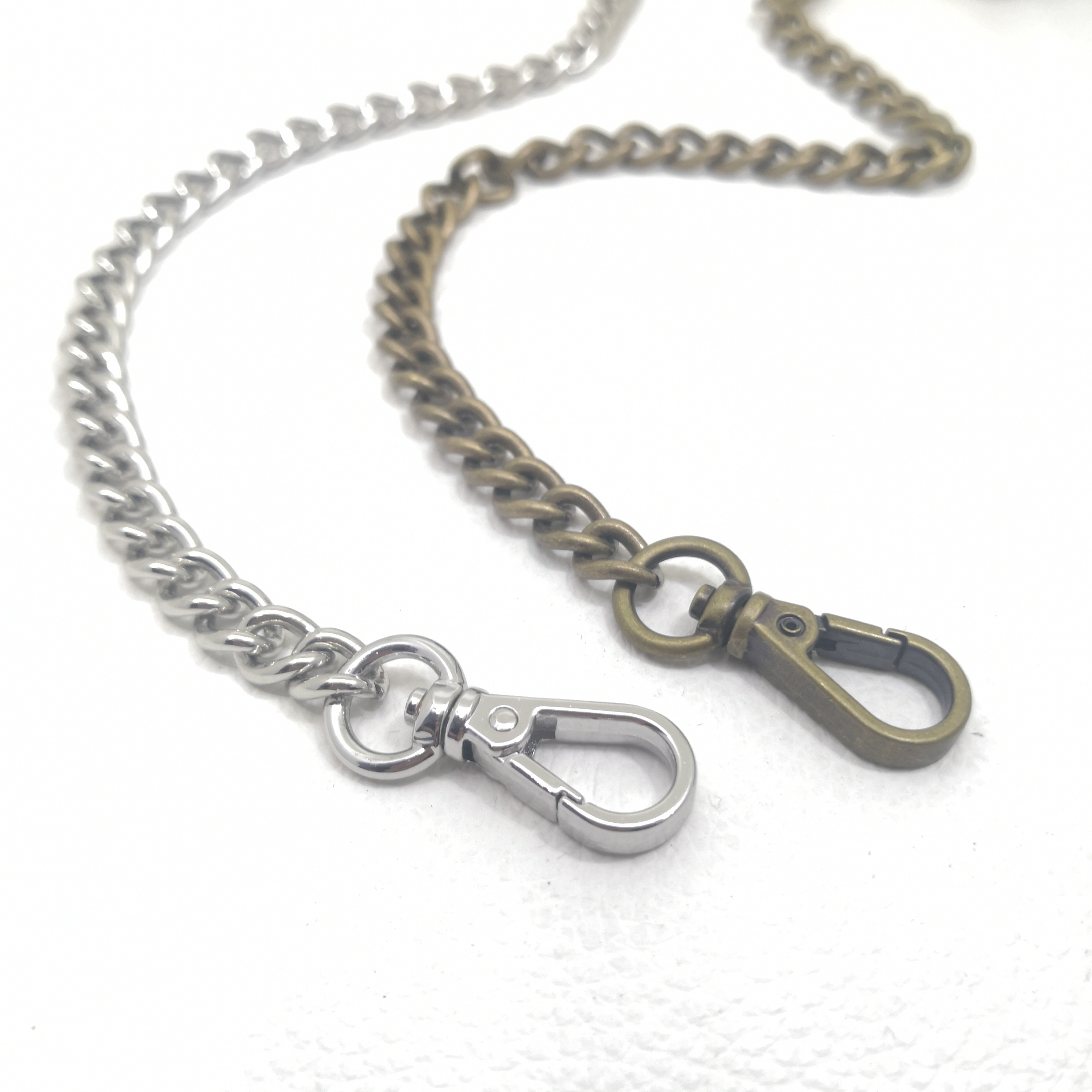 Cross-Body Metal Chain for CrossBody Handbag (For Changing Shoulder Chain / D.I.Y. Use)