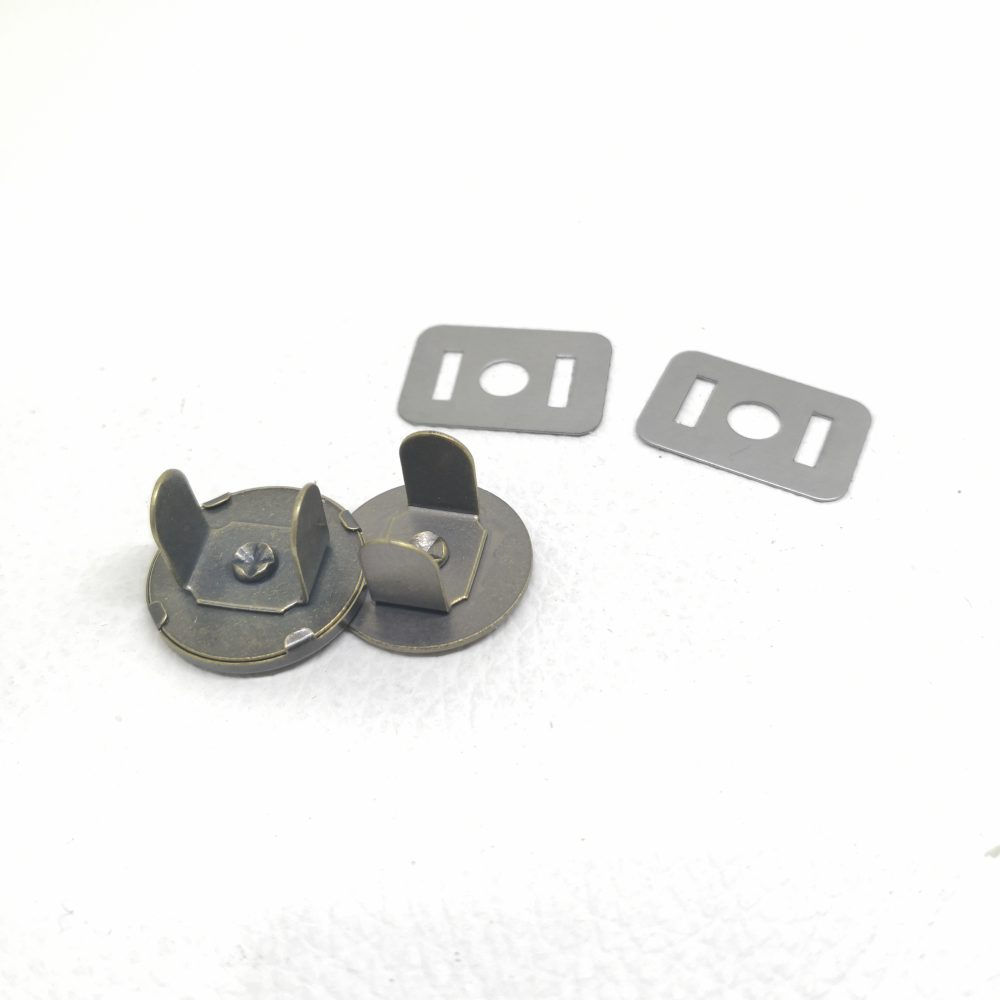18mm Slim Magnetic Button - Strong Magnetic Force
