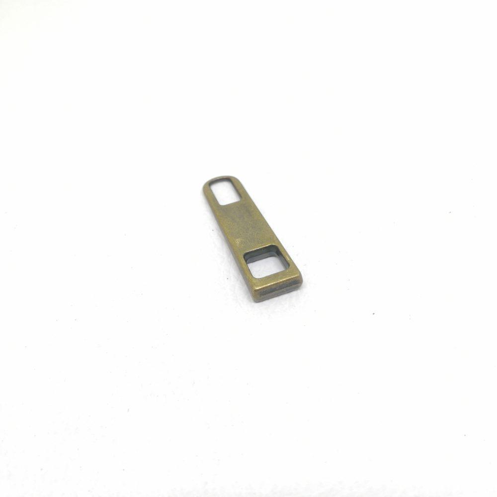 Normal Ladder Shape Metal Zipper Puller