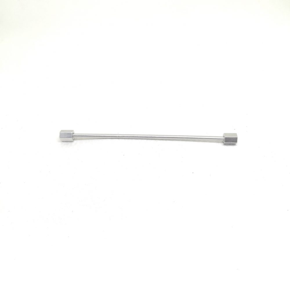 70mm Long Brass made Tie Pin / Collar Pin for Formal Dressing