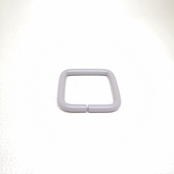 """25mm (In-Belt Width) 1"""" Inch Brass Square Wire Buckle for Bag / D.I.Y. / Leather-Made Item use"""