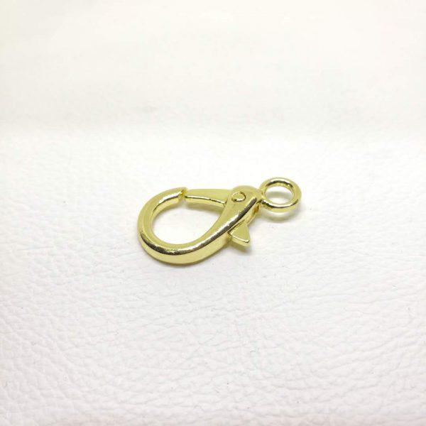 5mm (In-Belt Width) Small Metal Snap Lobster Hook