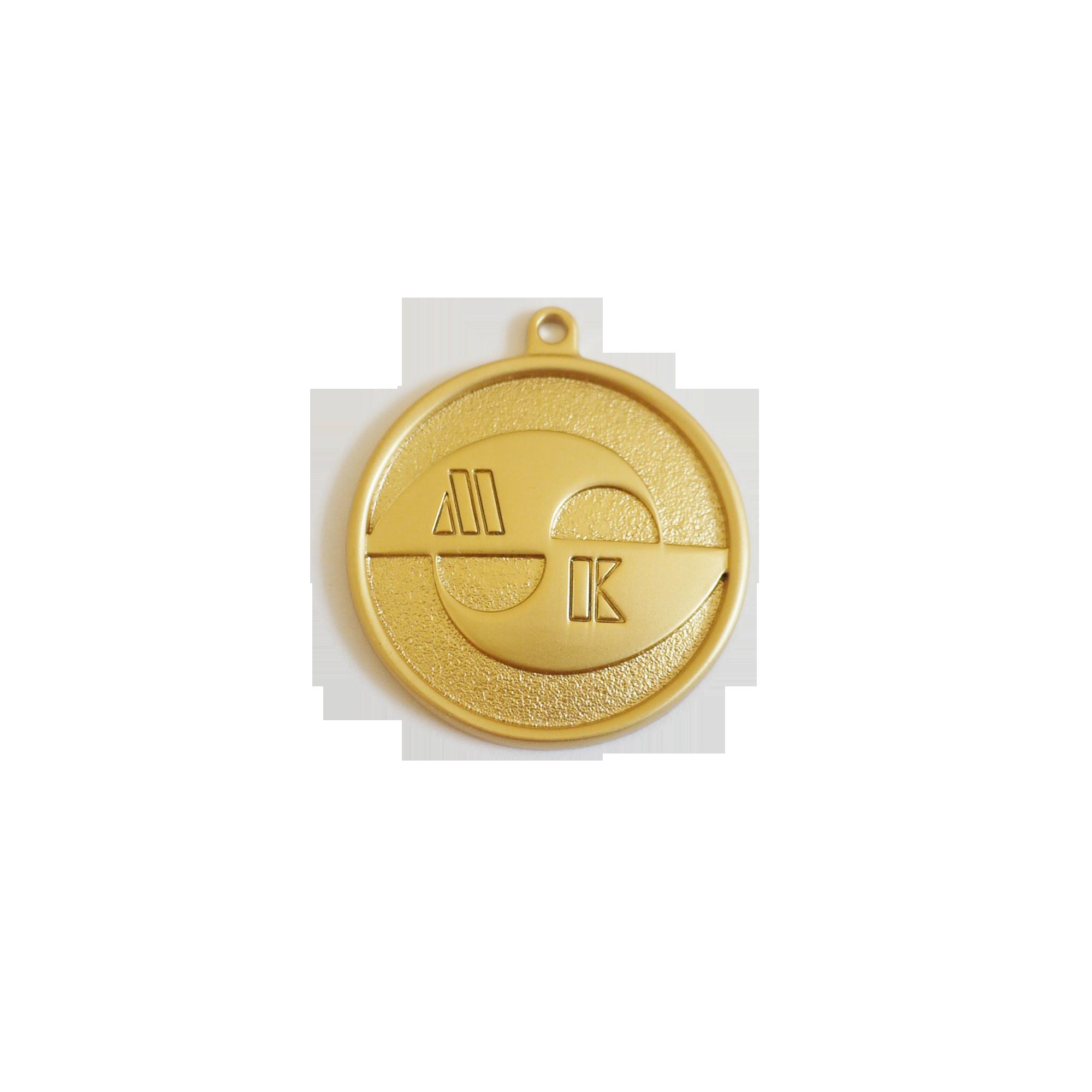 H8 Hanging Peral Gold