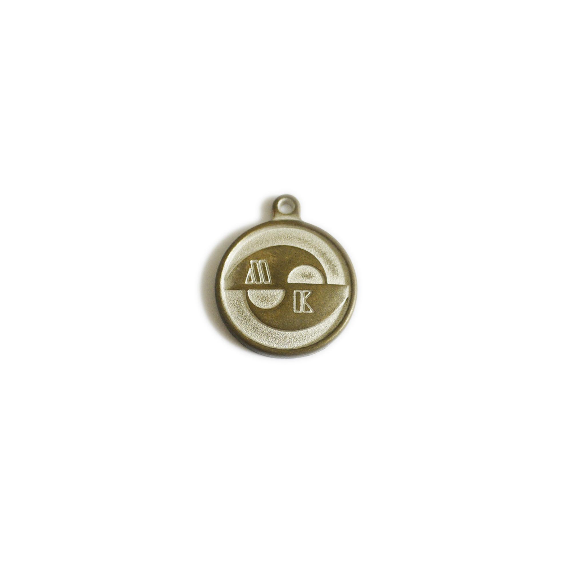 B20 - Rolling Brass Tin