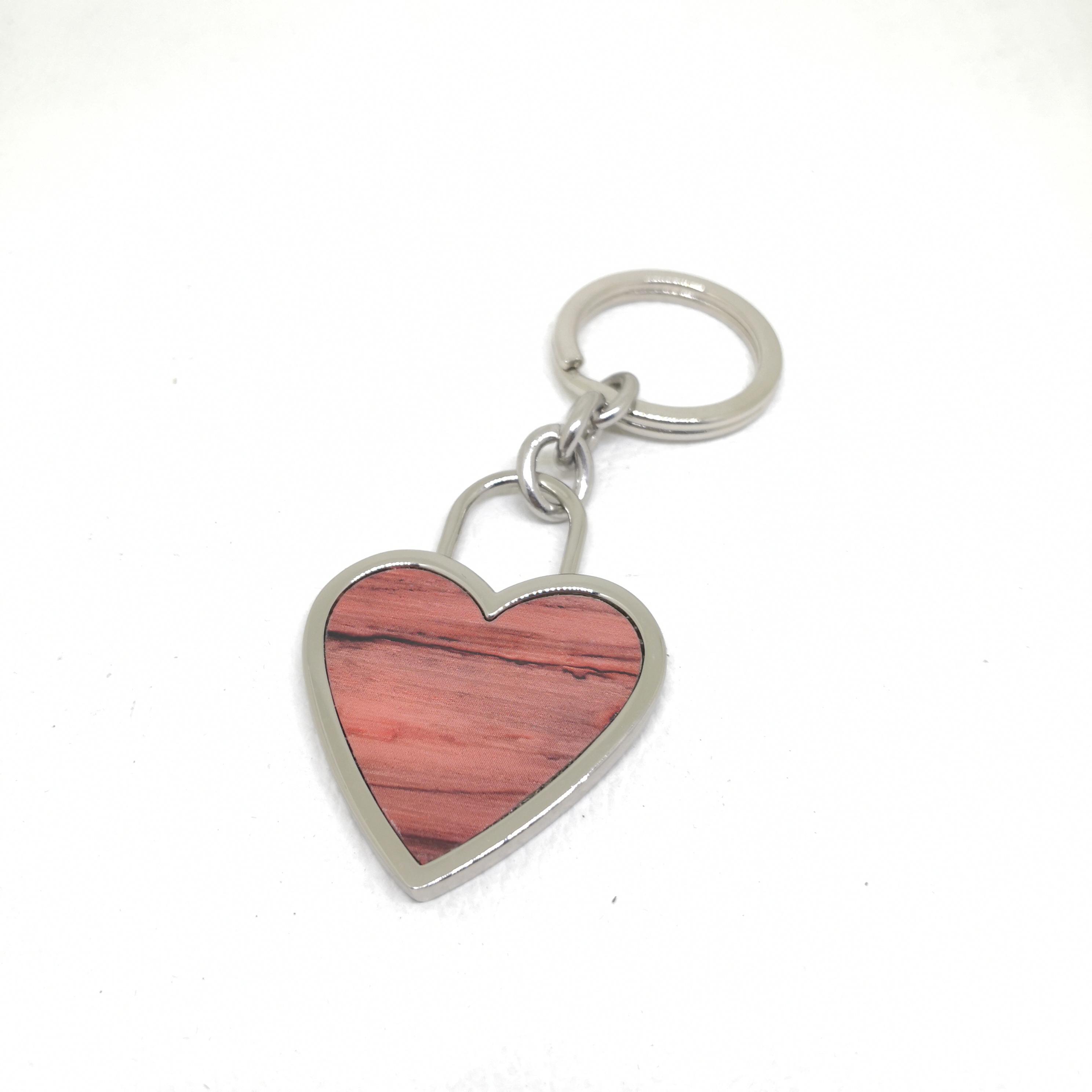 Key Ring - Heart (2)
