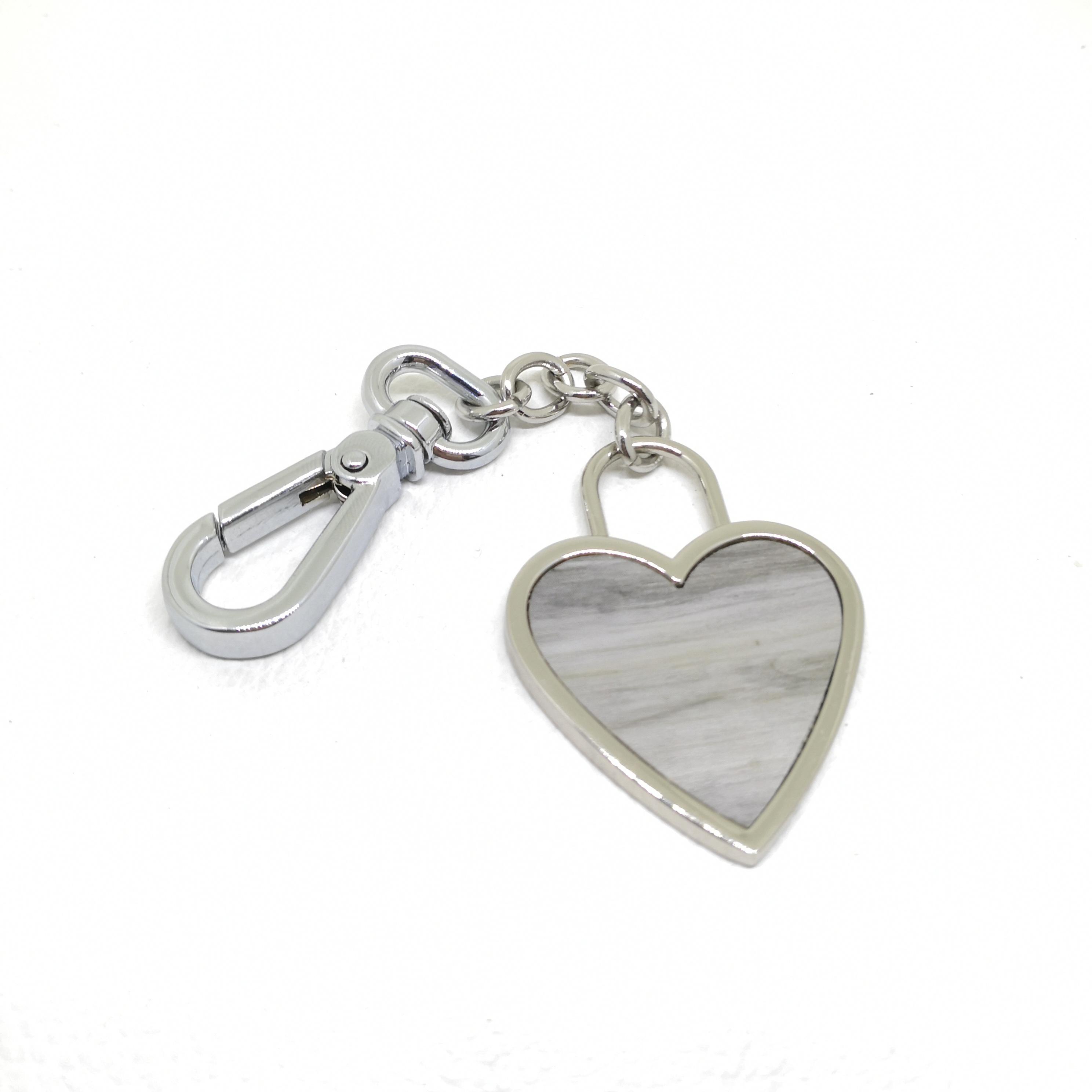 Key Ring - Heart