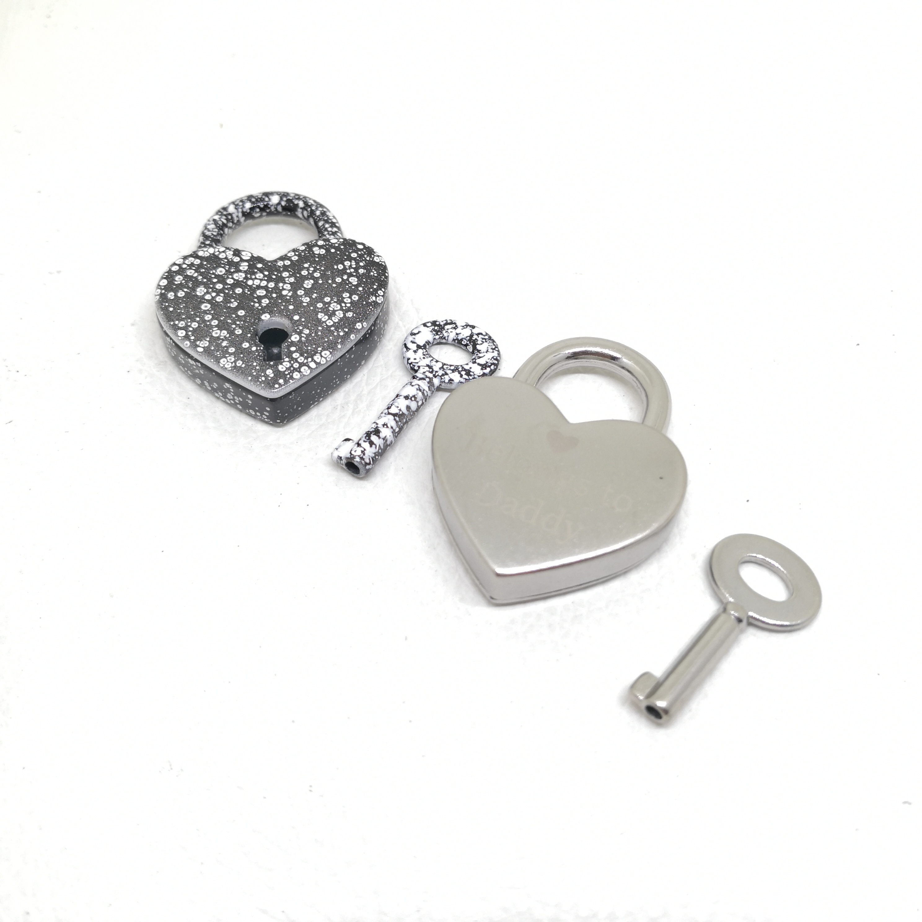 Padlock Gift - Heart