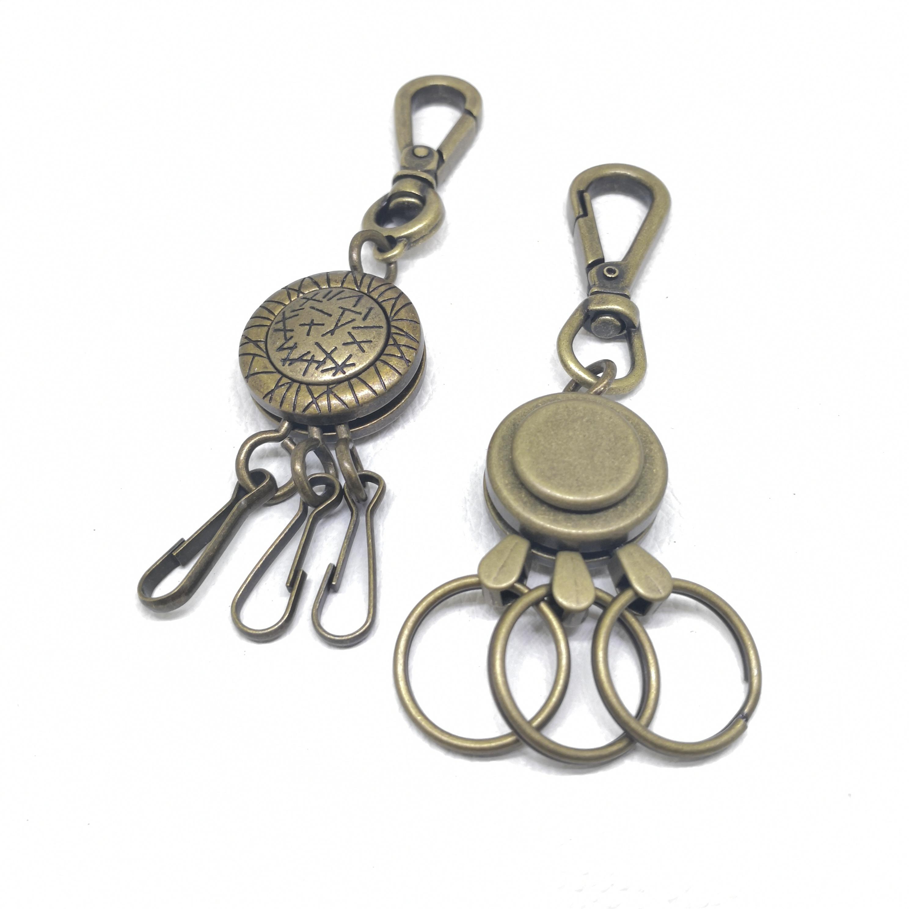Key Ring - Vintage ALL
