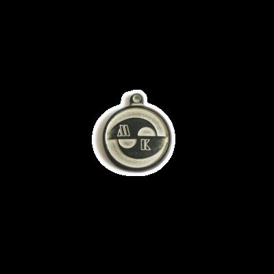 B15 滾鴛鴦錫色