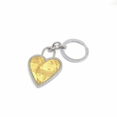 Key Ring - Heart (3)